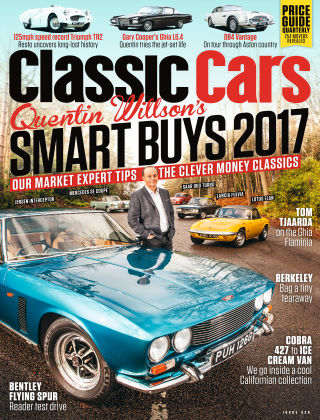 Classic Cars May 2017