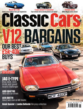 Classic Cars Jun 2017