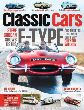 Classic Cars Jul 2017
