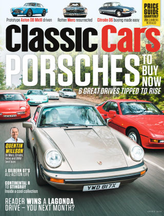 Classic Cars Aug 2017