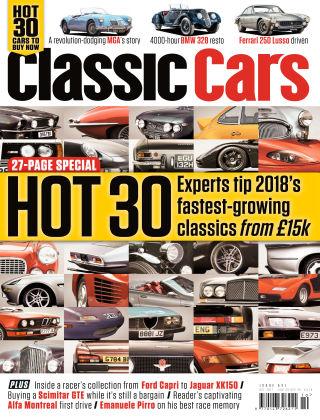 Classic Cars Oct 2017