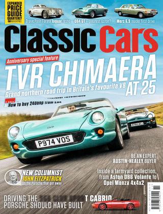 Classic Cars Nov 2017