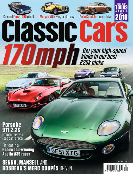 Classic Cars December 27, 2017 00:00