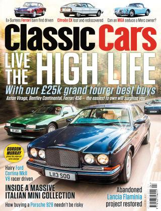 Classic Cars Apr 2018