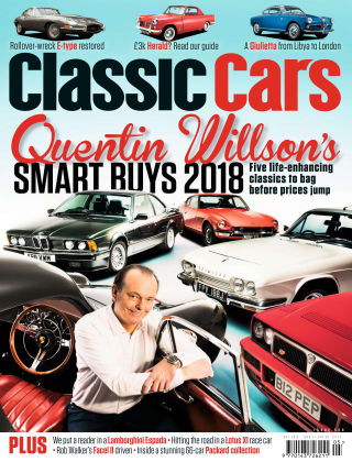 Classic Cars May 2018