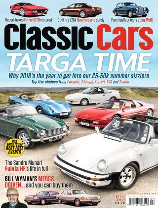 Classic Cars Jul 2018