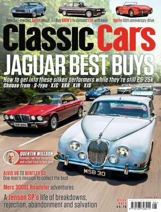 Classic Cars Aug 2018