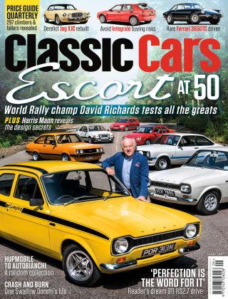 Classic Cars Sep 2018