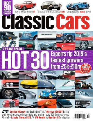 Classic Cars Oct 2018