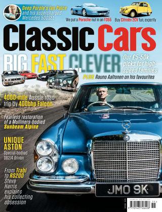 Classic Cars Nov 2018