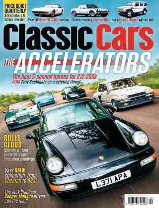 Classic Cars Dec 2018