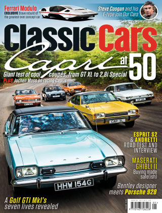 Classic Cars Jan 2019