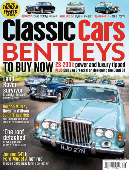 Classic Cars December 27, 2018 00:00
