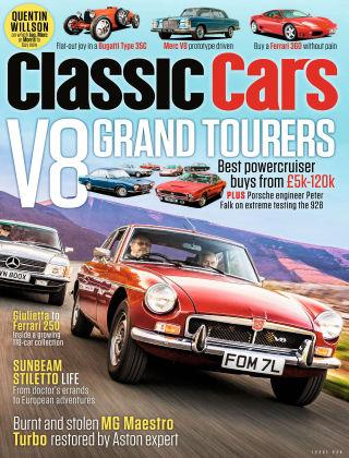 Classic Cars Apr 2019