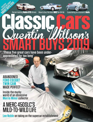 Classic Cars May 2019
