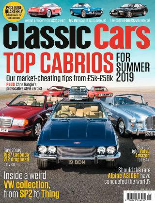 Classic Cars Jun 2019