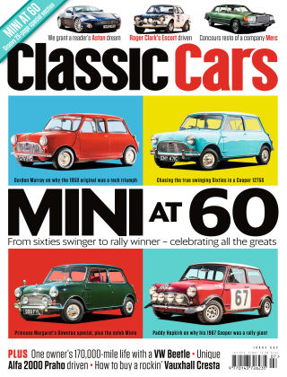 Classic Cars Jul 2019