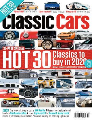 Classic Cars Oct 2019