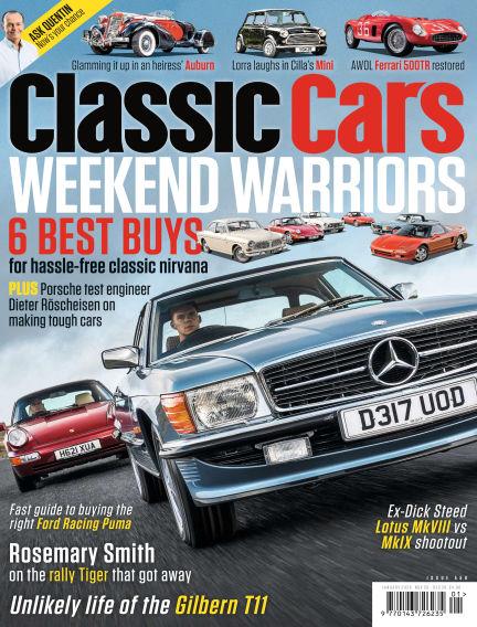 Classic Cars November 20, 2019 00:00