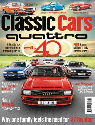 Classic Cars Apr 2020