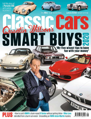 Classic Cars May 2020