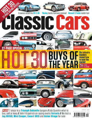 Classic Cars October 2020