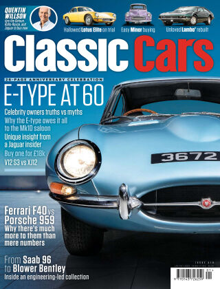 Classic Cars January 2021