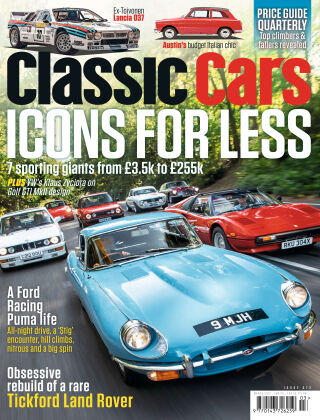 Classic Cars March 2021