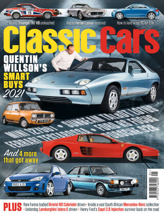 Classic Cars May 2021