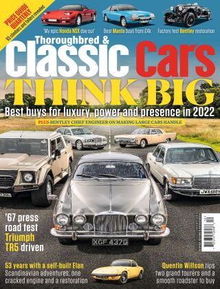 Classic Cars December-21