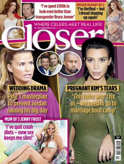 Closer UK June 09, 2015 00:00