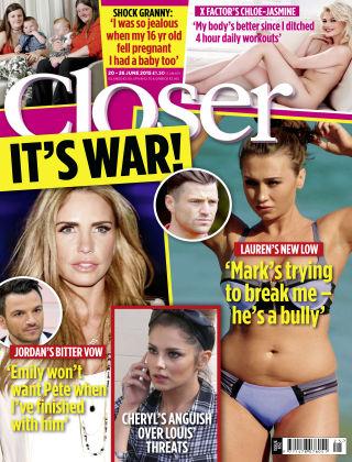 Closer UK NR.24 2015