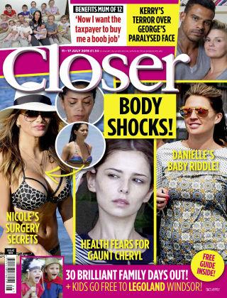 Closer UK NR.27 2015