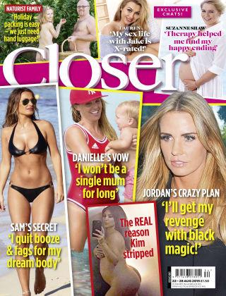 Closer UK NR.33 2015