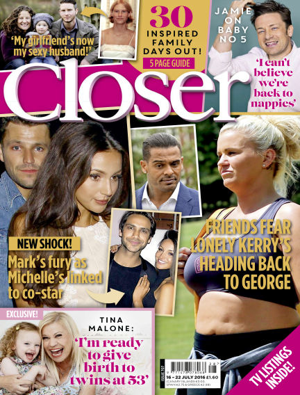 Closer UK July 12, 2016 00:00