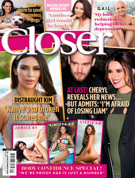 Closer UK December 06, 2016 00:00