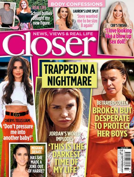 Closer UK September 12, 2017 00:00