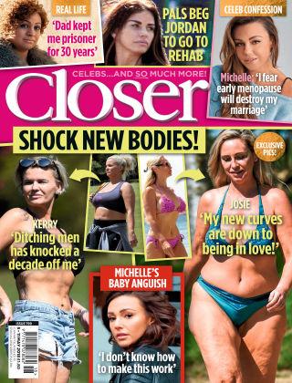 Closer UK NR.18 2018