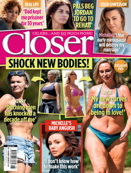 Closer UK May 01, 2018 00:00