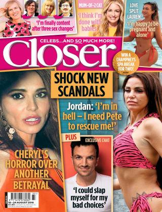 Closer UK NR.33 2018