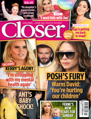 Closer UK NR.41 2018