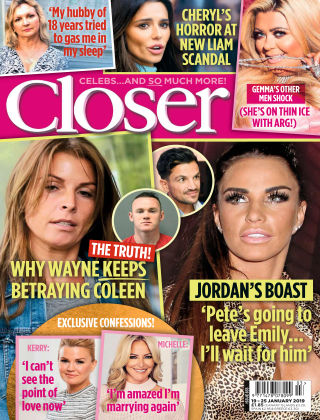 Closer UK Issue 835