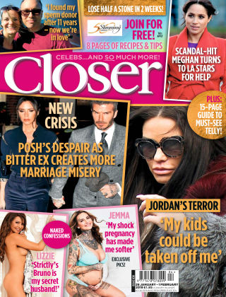Closer UK Issue 836