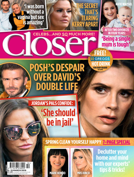 Closer UK March 05, 2019 00:00