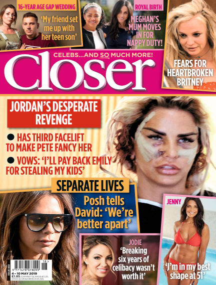 Closer UK April 30, 2019 00:00