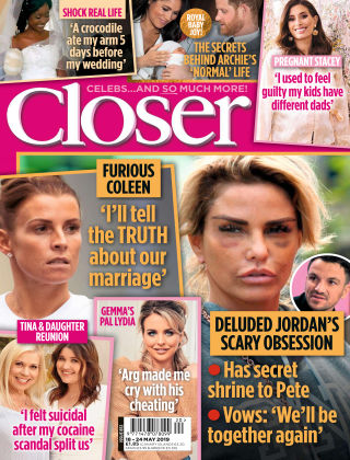 Closer UK Issue 852
