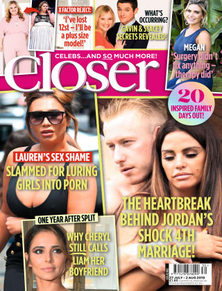 Closer UK Issue 862