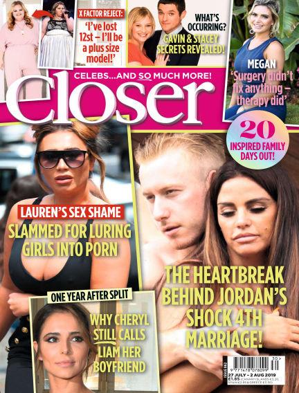 Closer UK July 23, 2019 00:00