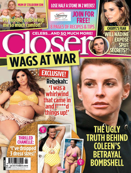 Closer UK October 15, 2019 00:00