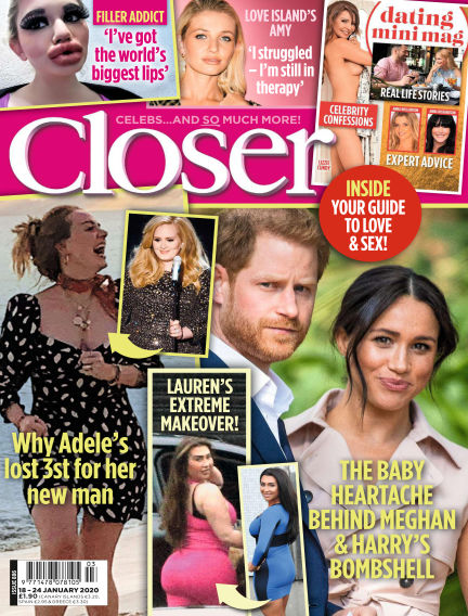 Closer UK January 14, 2020 00:00